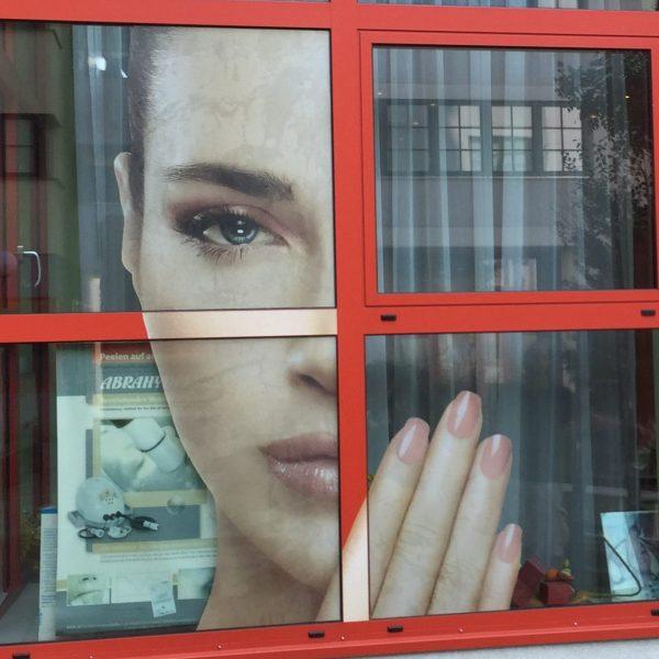 Gebäudefolierung - IF Kosmetik