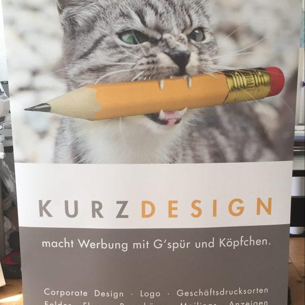 Kurzdesign - Rollup